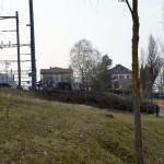 Bahnhof Eglisau - Wanderende