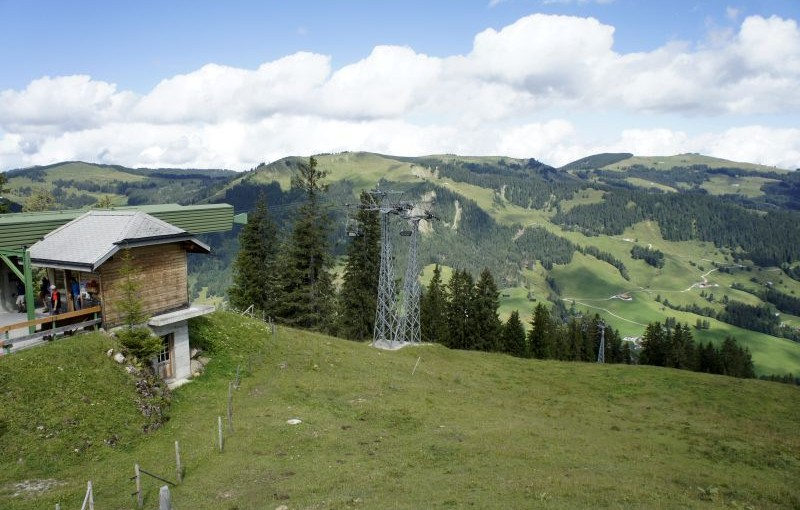 Riggisalp – Salzmatt – Schwarzsee