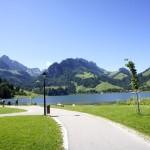 Uferpromenade Schwarzsee