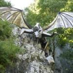 Der Drache vom Schwarzsee
