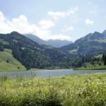 Der idyllische Schwarzsee