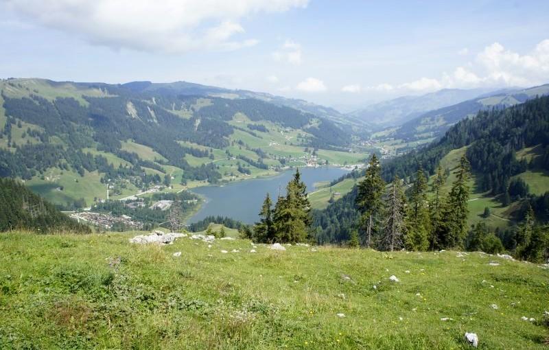 Schwarzsee – Breccaschlung: Urlandschaft Breccaschlund
