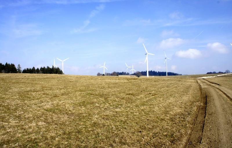 Berner Jura: Sonne, Wind und Natur(-Freunde). Vom Mont Soleil nach Tramelan