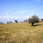 Windenergieanlage Mont Croisin