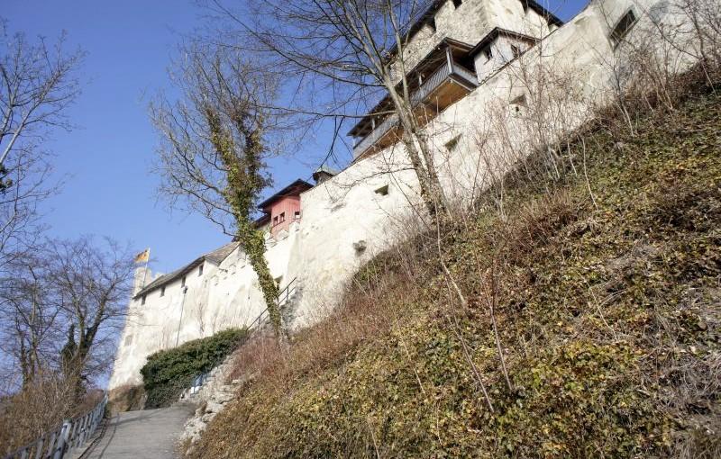 Schaffhausen: Geschichtsstunde auf dem Wolkensteinerberg