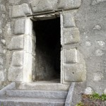 Eingang zur Ruine Stein