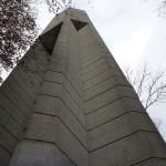 Der Wasser-Aussichts-Turm auf der Baldegg