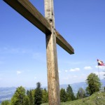 Gipfelkreuz auf dem Stockberg