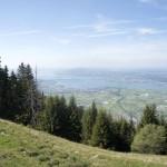 Blick vom Stockberg über den Obersee
