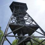 Albis Hochwacht. 158 Stufen zur Aussicht
