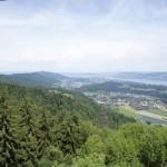 Zürichsee und Üetliberg