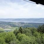 Zürichsee und Pfannenstiel