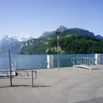Hafen von Brunnen