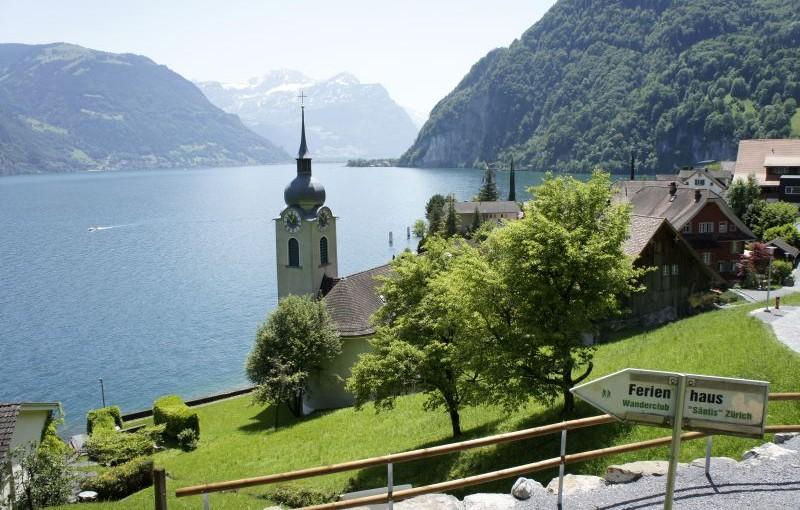 Seelisberg – Isleten. Oder der unsichtbare Weg der Schweiz