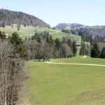 Rückblick Hinter Weissenstein