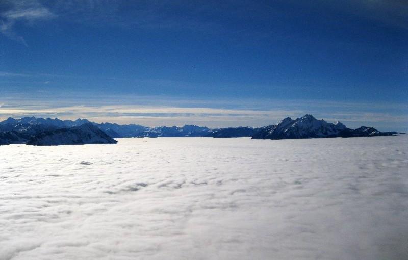 Zentralschweiz: Rigi – Visite bei der Königin