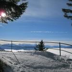 Rigi: Blick über das Nebelmeer