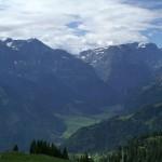 Braunwald Aussicht