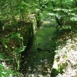 Kanal im Kemptnertobel