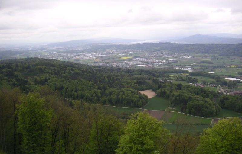 Lägern-Gratwanderung: Baden – Buchs ZH