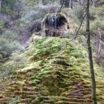 """Der """"Zimmerbrunnen"""" im Wald - die """"Tüfels Chilen"""""""