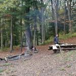 Feuerstelle Tüfelschilen