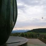 Aussicht vom Wehrmännerdenkmal