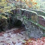 Romantische Brücke