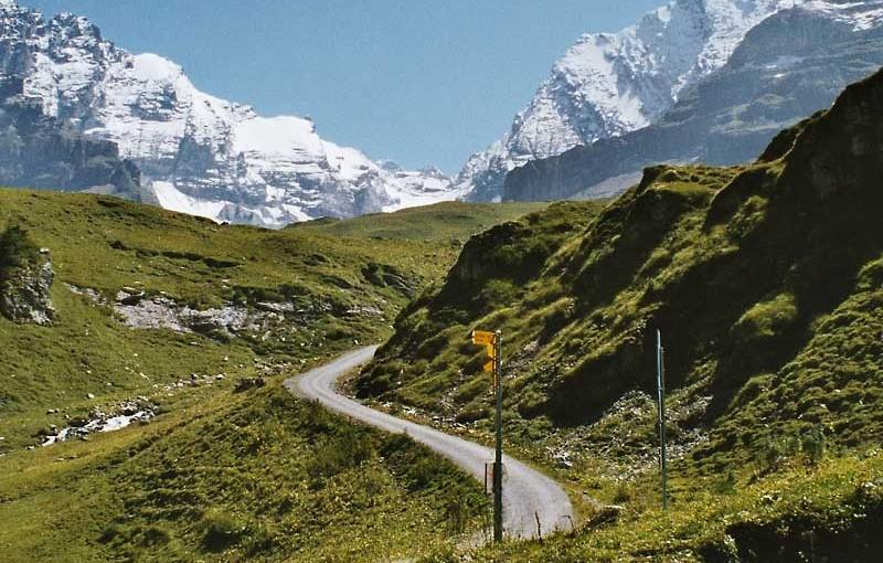 Alpin-Skala Einstufungen