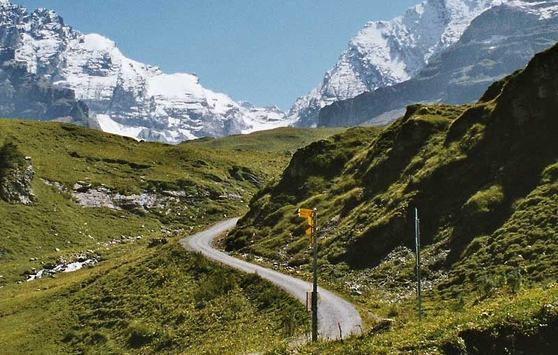 Info: Berg- und Alpinwanderskala