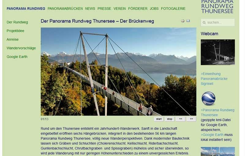 Kolumne: von Hängebrücken und Wegzöllen