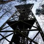 Der zu erklimmende Gipfel - Aussichtsturm Petersboden