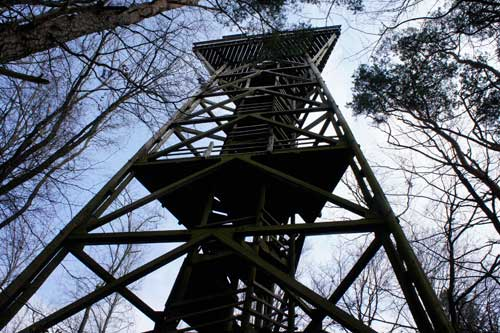 Bülach – Eglisau: einsame Weiler und ein Aussichtsturm