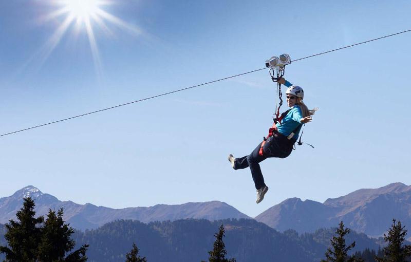 Kolumne: Funpark Alpen – grösser, höher, weiter, schneller …