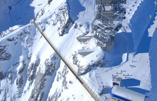 Kolumne: Titlis Hängeseilbrücke – eine unsinnige Hängebrücke mehr in den Alpen