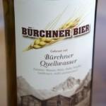 Bürchner Bier
