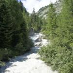 Ein regelrechtes Wildwasser