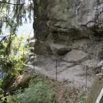Weg zur Ruine Kropfenstein