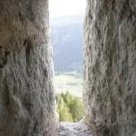 Aussicht von der Ruine Kropfenstein