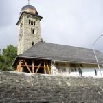 Kirche von Waltensburg/Vuorz