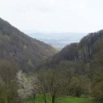 Tiefe Täler gibt es auch im Aargau