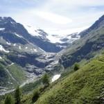 Piz Canton und Gletscher