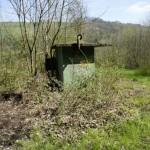 Entlüftung des alten Migrol Brenn- und Betriebsstofflagers