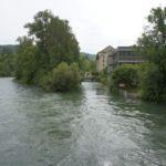 Wasserkraftwerk Turgi