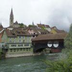 "Die ""alte"" Holzbrücke"