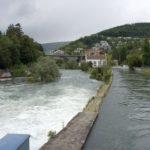 Wasserkraftwerk Aue, Baden