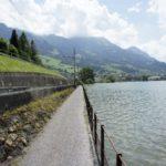 Uferweg bei Sachseln