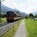 Zentralbahn Brüniglinie am Sarnersee
