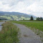 Neues Delta der kleinen Melchaa in Giswil