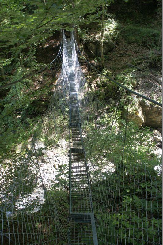 Gitterbrücke